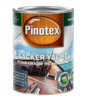 Купить Pinotex Lacker Yacht 90, 1 л
