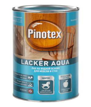 Купить Pinotex Lacker Aqua 10, 1 л