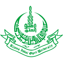 Allama Iqbal Open University Logo