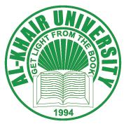 Al Khair University Logo