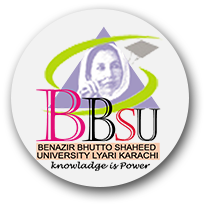 Benazir Bhutto Shaheed University Lyari Logo