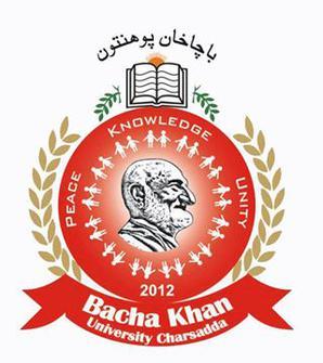 Bacha Khan University Logo