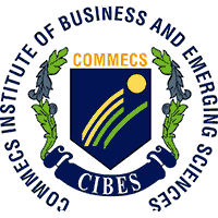 Commecs Institute of Business and Emerging Sciences Logo