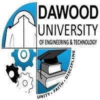 Dawood University of Engineering and Technology Logo