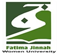 Fatima Jinnah Women University Logo