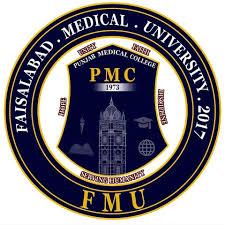 Faisalabad Medical University Logo