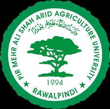 Pir Mehr Ali Shah Arid Agriculture University Logo