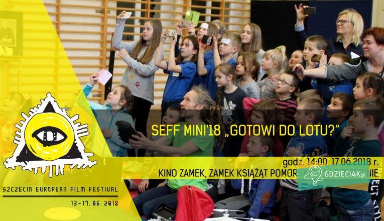 SEFF MINI – warsztaty filmowe z dronami - atrakcje dla dzieci w Szczecinie