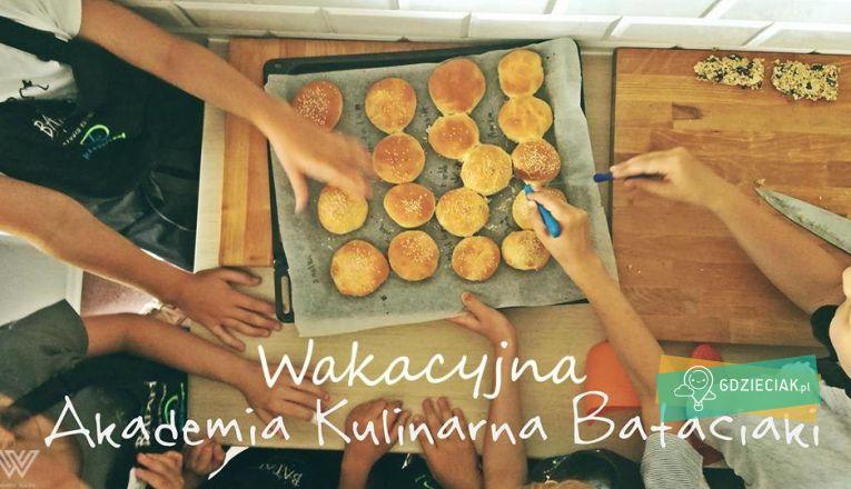 Wakacyjne warsztaty kulinarne - atrakcje dla dzieci w Szczecinie