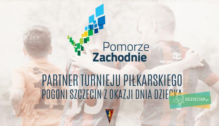 Turniej Piłkarski Pogoni Szczecin z Okazji Dnia Dziecka - atrakcje dla dzieci w Szczecinie