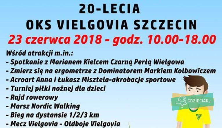 Festyn Sportowy w Wieglowie - atrakcje dla dzieci w Szczecinie