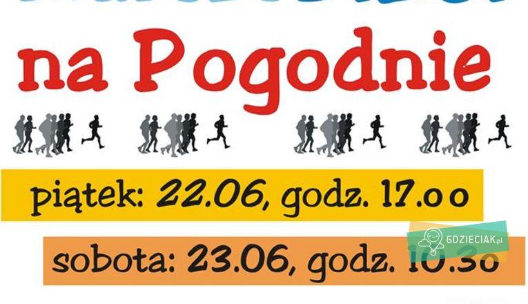 Marszo-biegi na pogodnie - atrakcje dla dzieci w Szczecinie