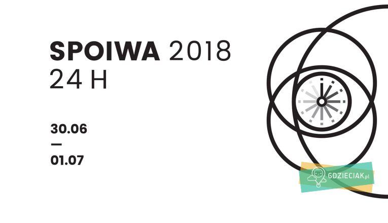 Spoiwa 2018 – pełny program z poleceniami wydarzeń dla rodzin i dzieci - atrakcje dla dzieci w Szczecinie