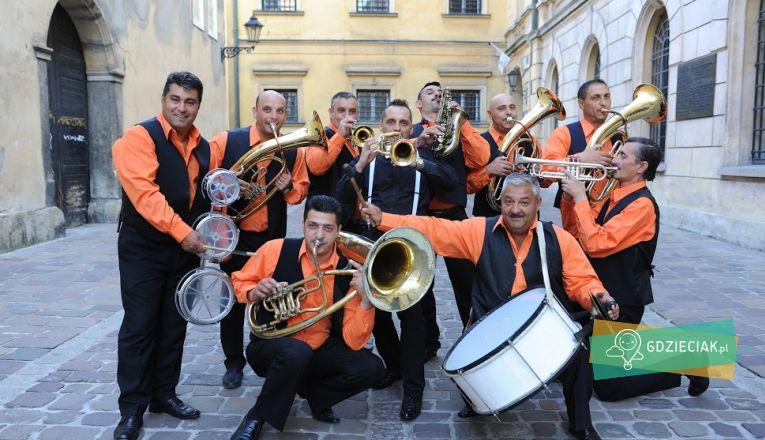 Fanfara Transilvania – tańce bałkańskie - atrakcje dla dzieci w Szczecinie