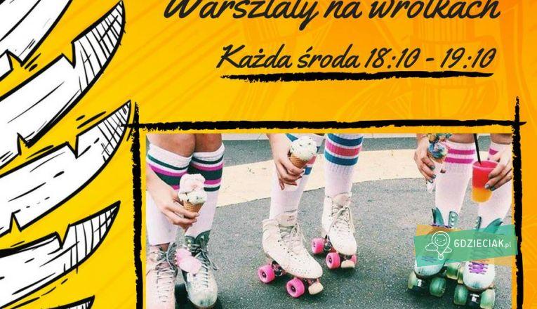 Letnie warsztaty na wrotkach - atrakcje dla dzieci w Szczecinie