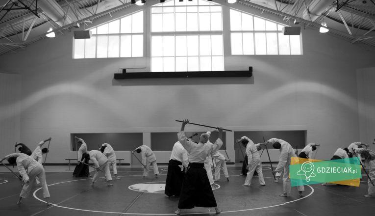 Bezpłatne zajęcia Aikido dla początkujących - atrakcje dla dzieci w Szczecinie