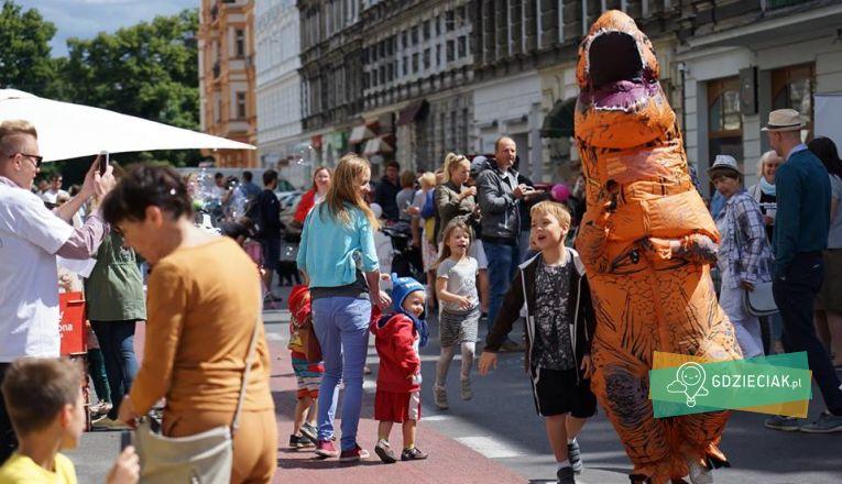 II Street Day w Szczecinie – Święto Ulicy Małkowskiego - atrakcje dla dzieci w Szczecinie