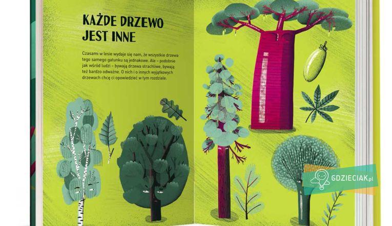 """""""O czym szumią drzewa"""" <br/><small>Literownia, czyli spotkania młodych czytelników</small> - atrakcje dla dzieci w Szczecinie"""