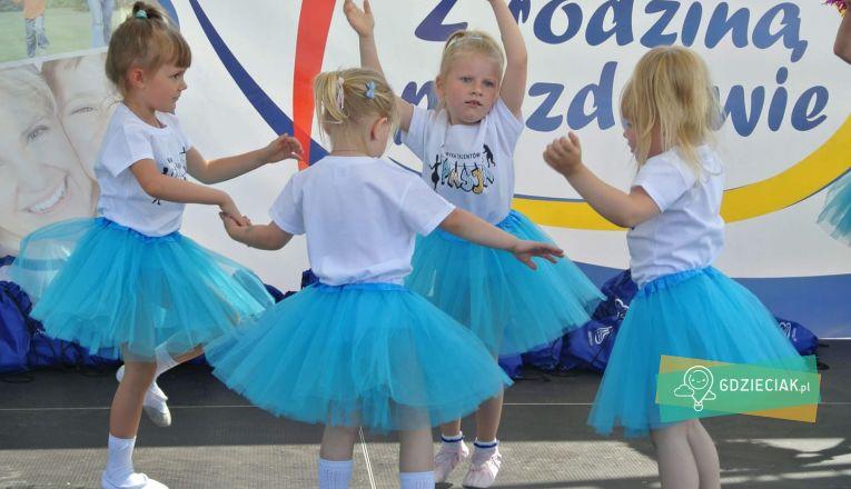 Balet od 3 lat – zapisy - atrakcje dla dzieci w Szczecinie