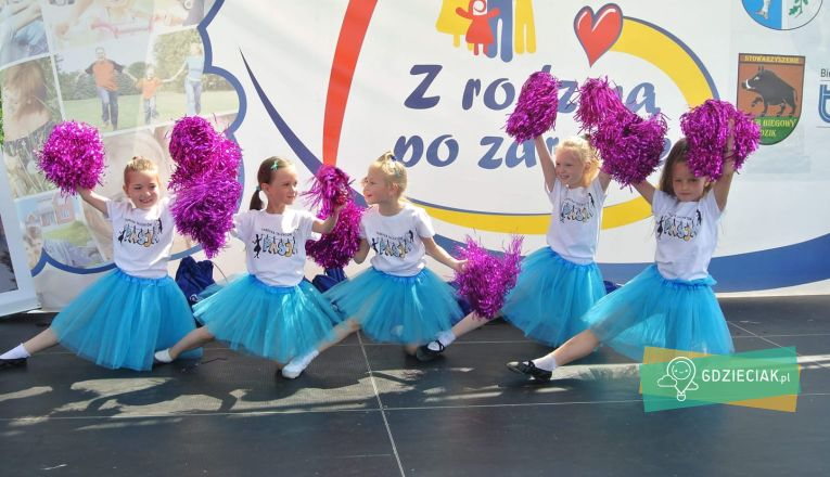 Taniec współczesny dla dzieci od 3 lat – zapisy - atrakcje dla dzieci w Szczecinie
