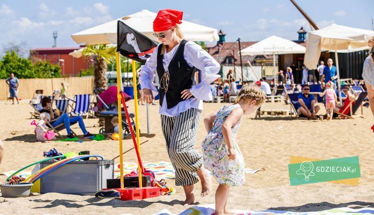 Wyspa Skarbów na Wyspie Grodzkiej - atrakcje dla dzieci w Szczecinie