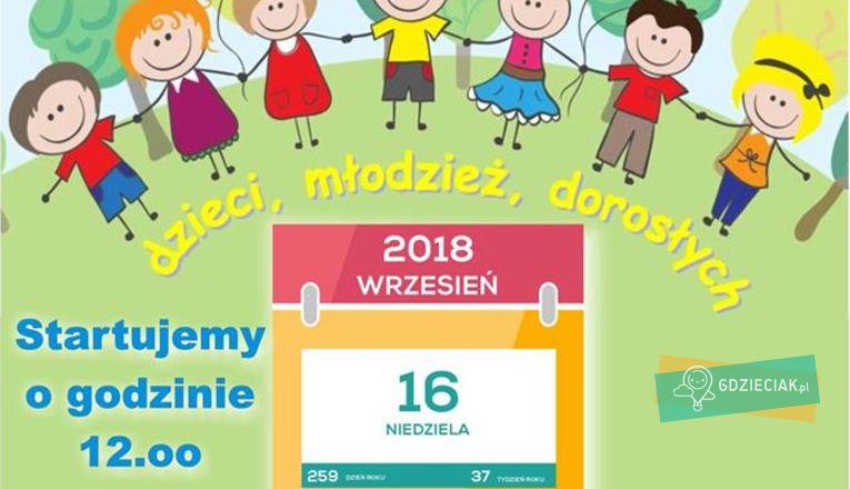Festyn z okazji nowego roku szkolnego na Pogodnie - atrakcje dla dzieci w Szczecinie