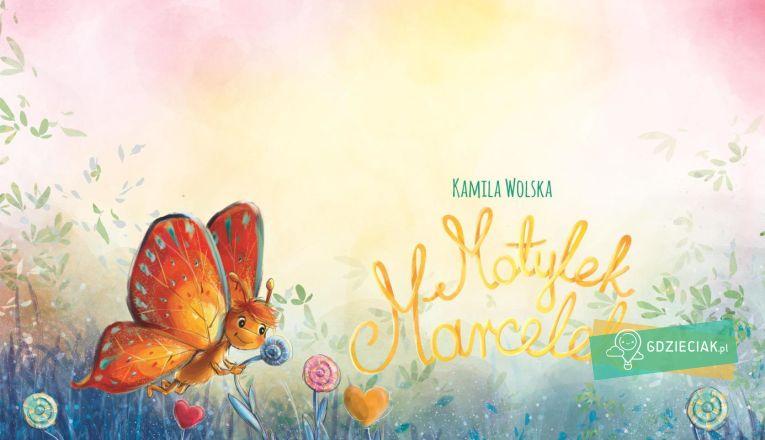 """Promocja książki """"Motylek Marcelek"""" - atrakcje dla dzieci w Szczecinie"""