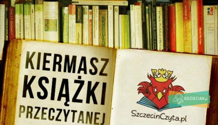 XVI Kiermasz Książki Przeczytanej - atrakcje dla dzieci w Szczecinie