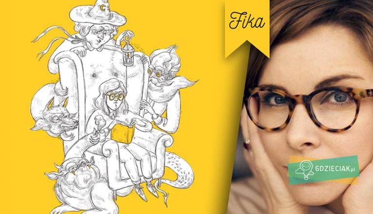 Czyta się! Spotkanie z Anną Dziewit-Meller w księgarni Fika - atrakcje dla dzieci w Szczecinie
