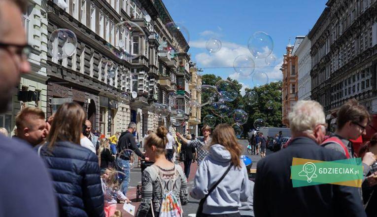 III Street Day w Szczecinie – święto ul. Rydla - atrakcje dla dzieci w Szczecinie