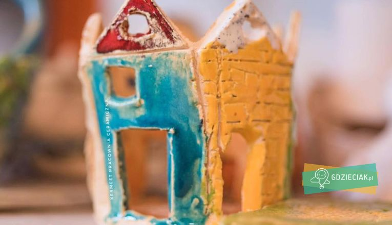 Zajęcia ceramiczne dla dzieci od 6 do 9 lat - atrakcje dla dzieci w Szczecinie