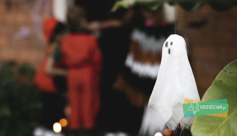 Zabawa Halloween w Bricks4Kidz - atrakcje dla dzieci w Szczecinie