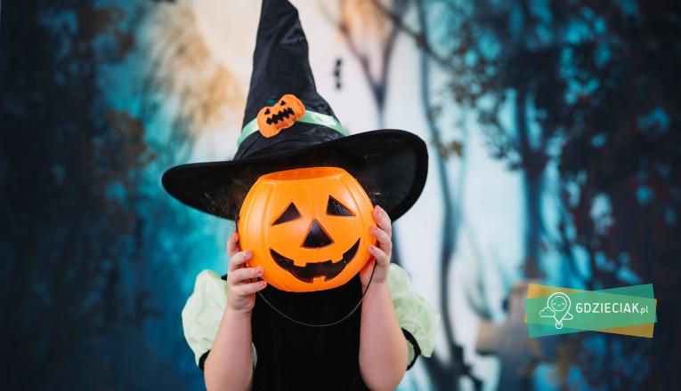 Halloween dla dzieci w wieku od 2-7 lat - atrakcje dla dzieci w Szczecinie