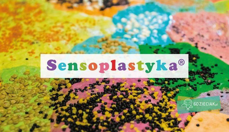 Plastyka sensoryczna w Bim Bam Bom - atrakcje dla dzieci w Szczecinie