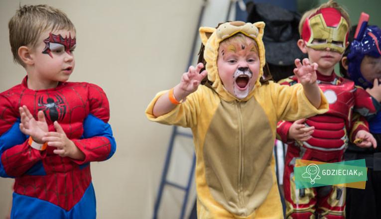 Weekend Halloween w Kids Arena - atrakcje dla dzieci w Szczecinie