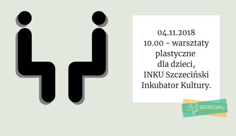 """Festiwal """"40 i 4"""": warsztaty plastyczne dla dzieci - atrakcje dla dzieci w Szczecinie"""