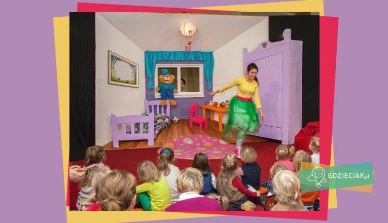 Misiaczek – przedstawienie dla maluchów - atrakcje dla dzieci w Szczecinie