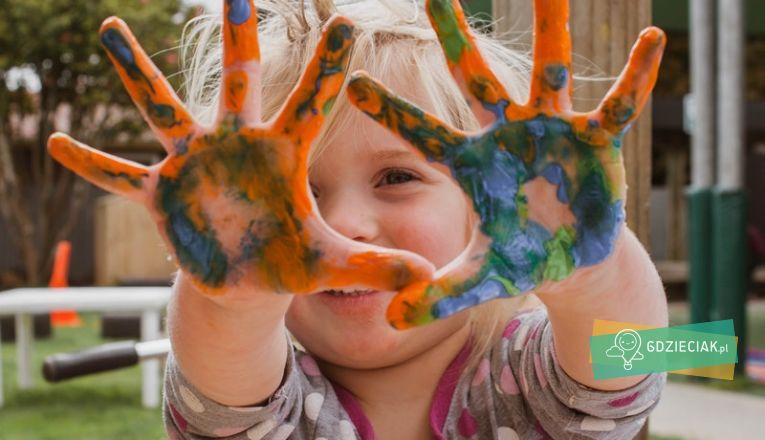 Jesienne sensoparty w Inku - atrakcje dla dzieci w Szczecinie