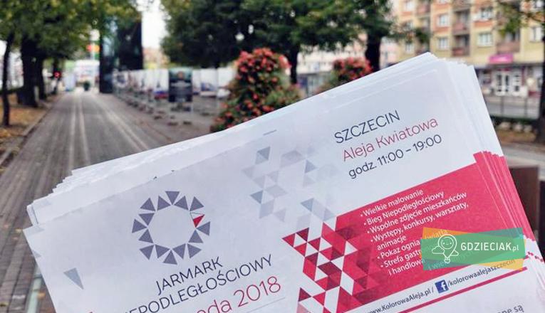 Jarmark Niepodległościowy - atrakcje dla dzieci w Szczecinie