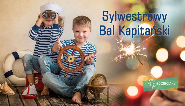 Sylwestrowy bal rodzinny - atrakcje dla dzieci w Szczecinie