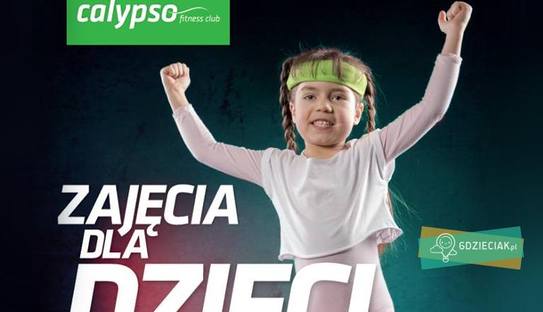 Zajęcia sportowe dla dzieci w Calypso - atrakcje dla dzieci w Szczecinie