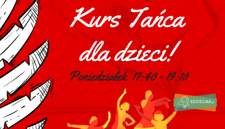 Kurs tańca… na wrotkach - atrakcje dla dzieci w Szczecinie