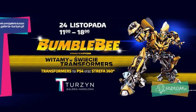 BumbleBee w C.H. Turzyn - atrakcje dla dzieci w Szczecinie