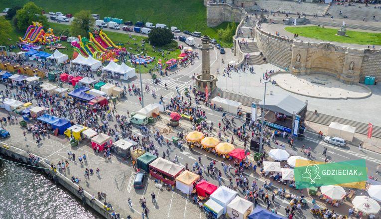 Piknik nad Odrą 2019 - atrakcje dla dzieci w Szczecinie