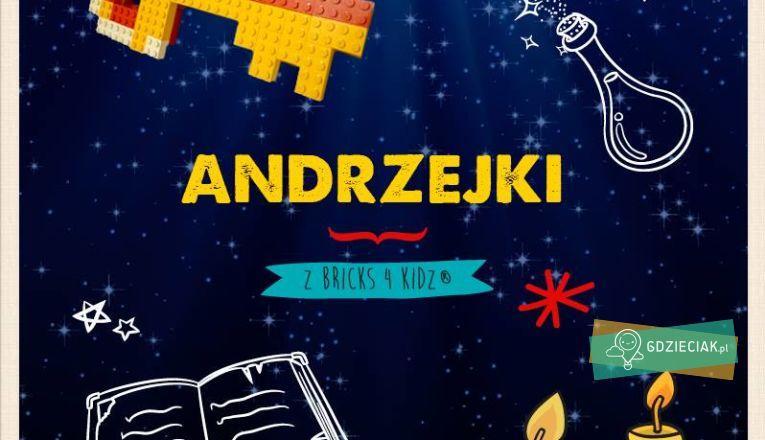 Andrzejki w Bricks4Kidz - atrakcje dla dzieci w Szczecinie
