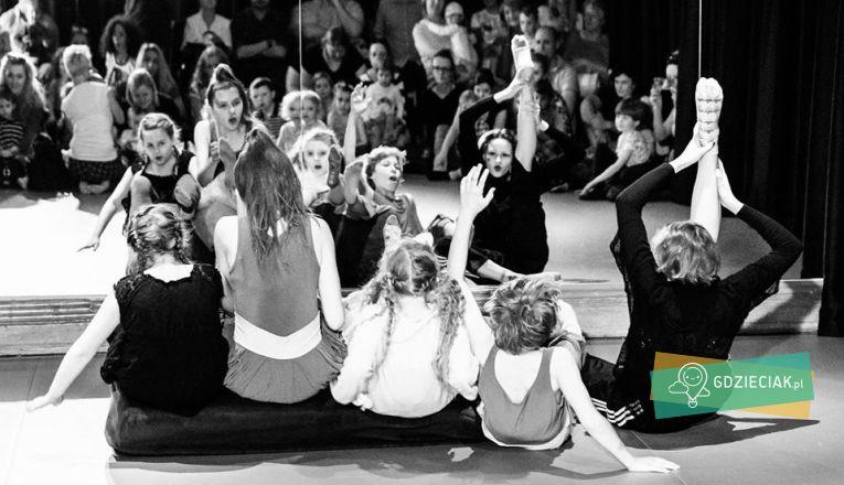 Cukier – spektakl taneczny dla małych - atrakcje dla dzieci w Szczecinie