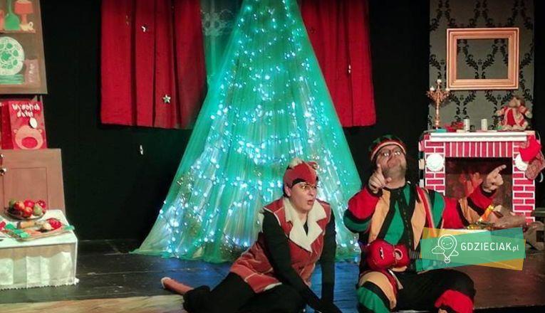 Zimowa opowieść choinkowa (spektakl z wizytą Mikołaja) - atrakcje dla dzieci w Szczecinie