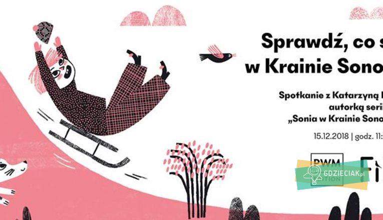 Sonia w Krainie Sonostworów - atrakcje dla dzieci w Szczecinie