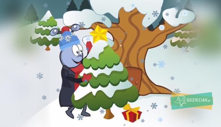 Wiolin w saniach Świętego Mikołaja – spektakl dla maluchów - atrakcje dla dzieci w Szczecinie