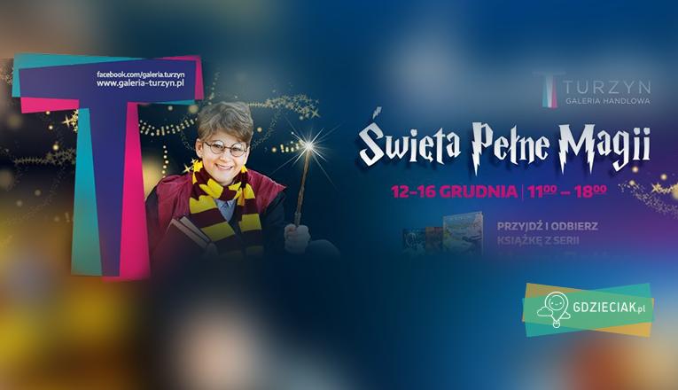 Świat Pottera w Turzynie - atrakcje dla dzieci w Szczecinie